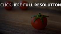 unschärfe gemüse reif tomaten