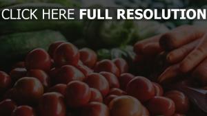 karotten kohl tomaten gemüse