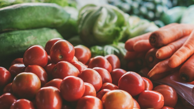 hd hintergrundbilder karotten kohl tomaten gemüse