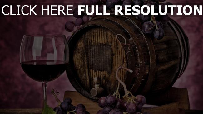 hd hintergrundbilder wein glas barrel trauben violett