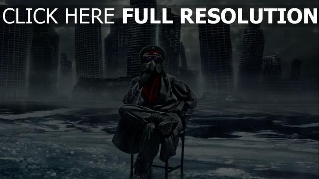 hd hintergrundbilder apokalypse zeichnung zerstörung