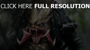 zeichnung kreatur gefährlich malerei fantasie predator