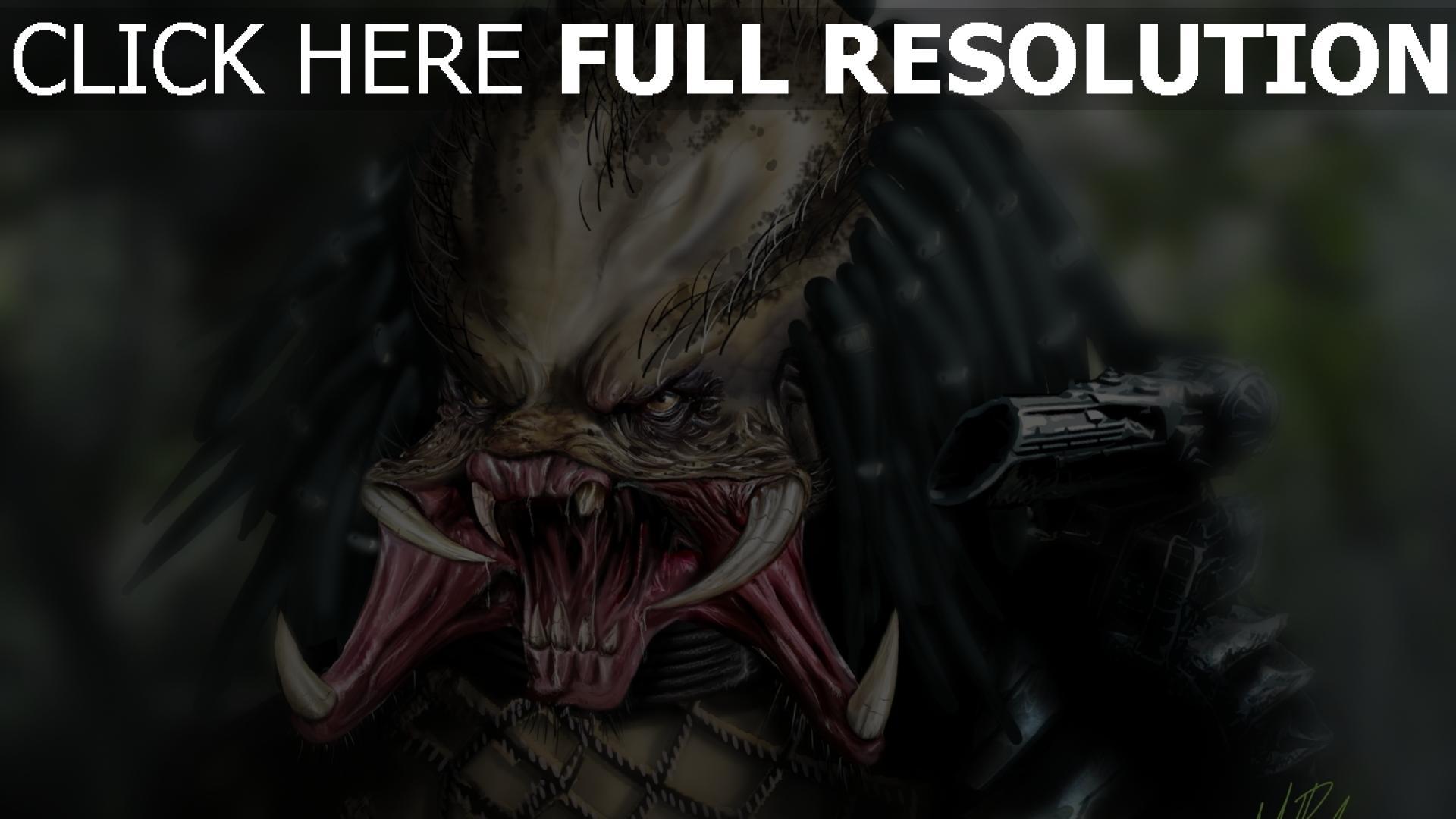 hd hintergrundbilder zeichnung kreatur gefährlich malerei fantasie predator 1920x1080