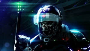 skelett tot aufruhr helm