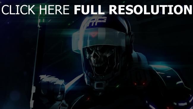 hd hintergrundbilder skelett tot aufruhr helm