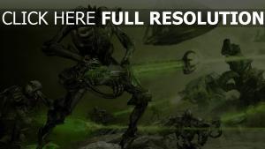 waffen kampf roboter laser kreatur