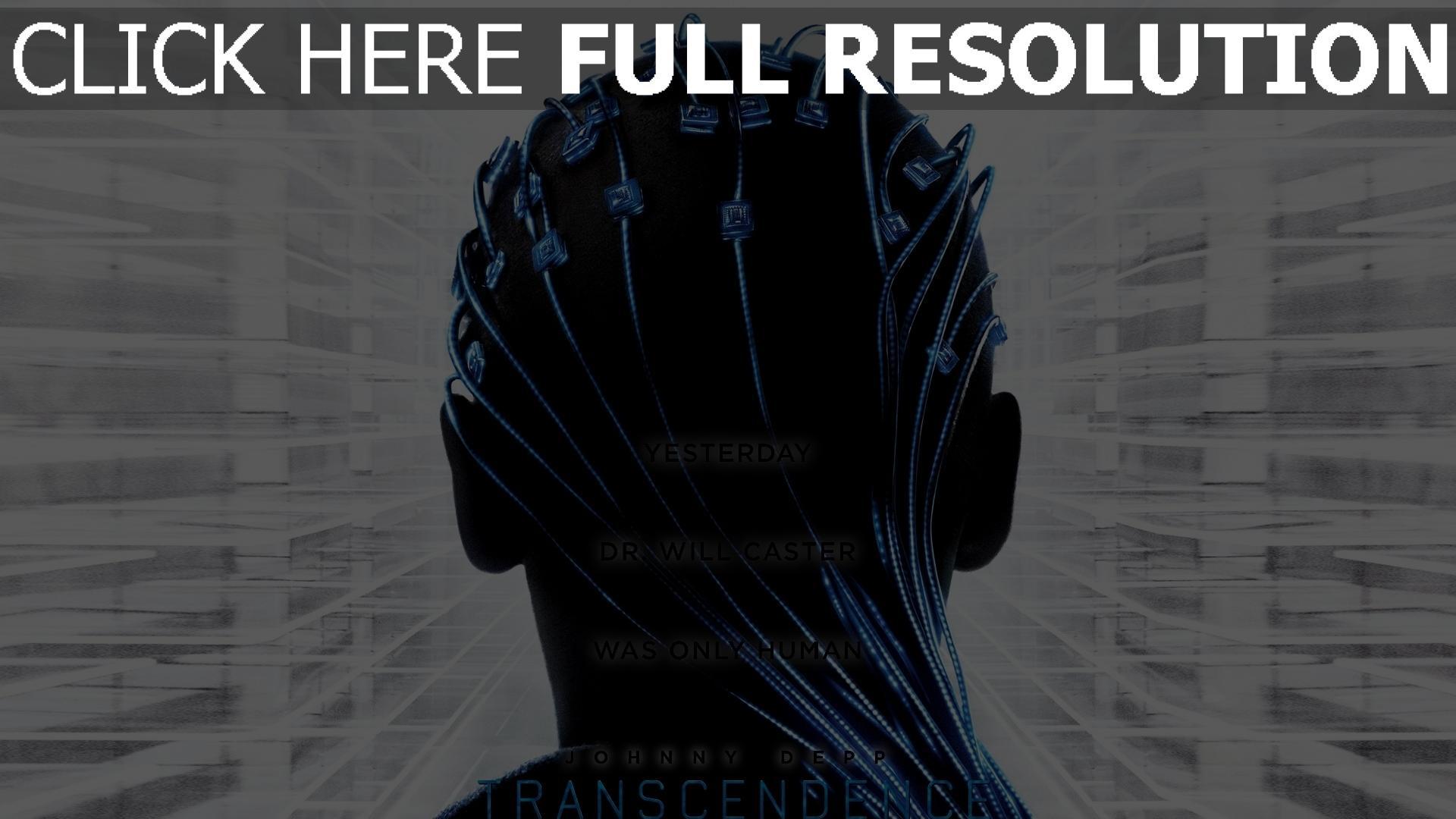 Transzendenz Film