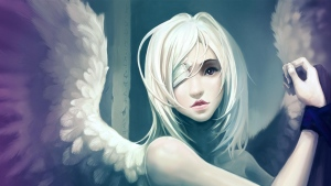 engel haare leicht flügel federn