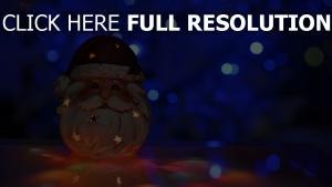 kerze lametta leuchten weihnachten weihnachtsmann
