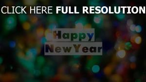 neues jahr feiertag wünsche lichter