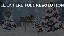 schnee winter weihnachten schneeflocken bäume feier