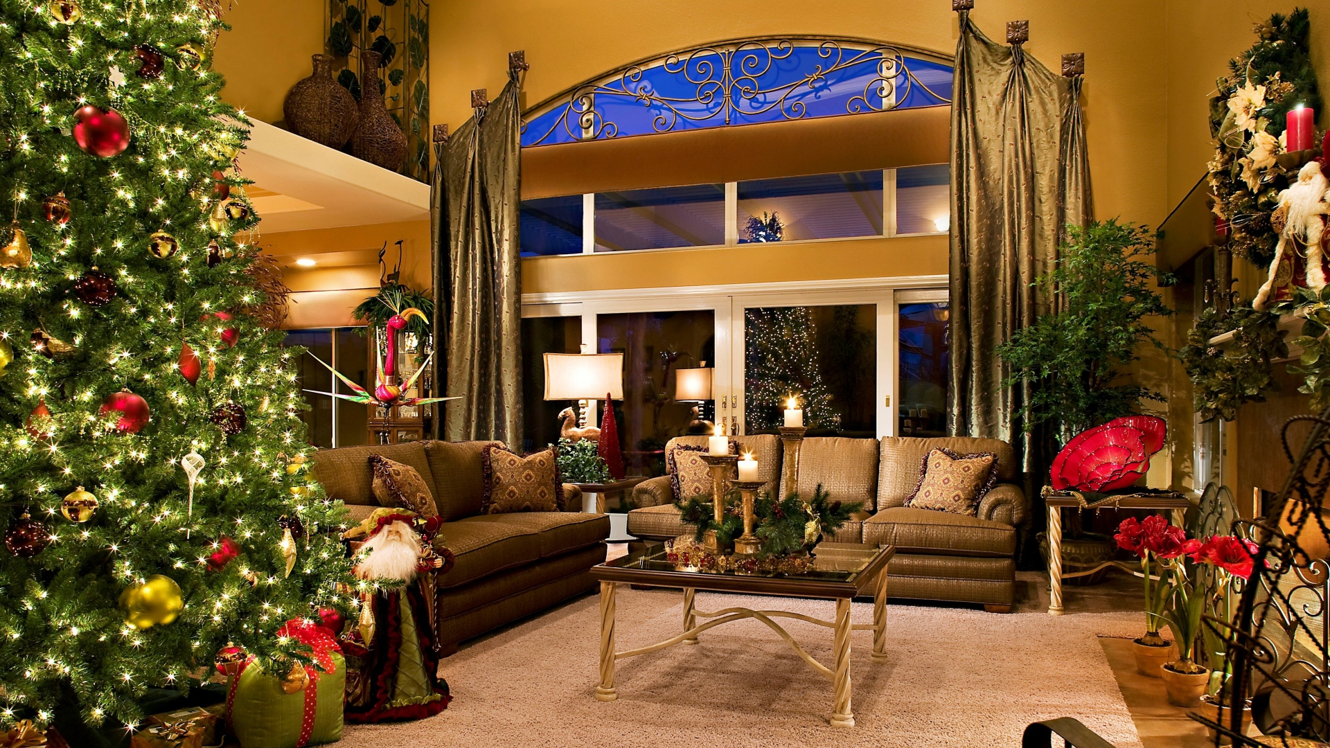 Herunterladen 1920x1080 full hd hintergrundbilder for Living room xmas ideas