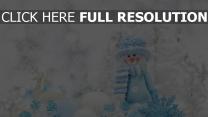 winter schnee schneemann weihnachten dekorationen