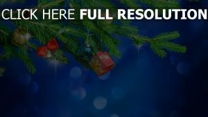 tanne urlaub dekoration neujahr weihnachten