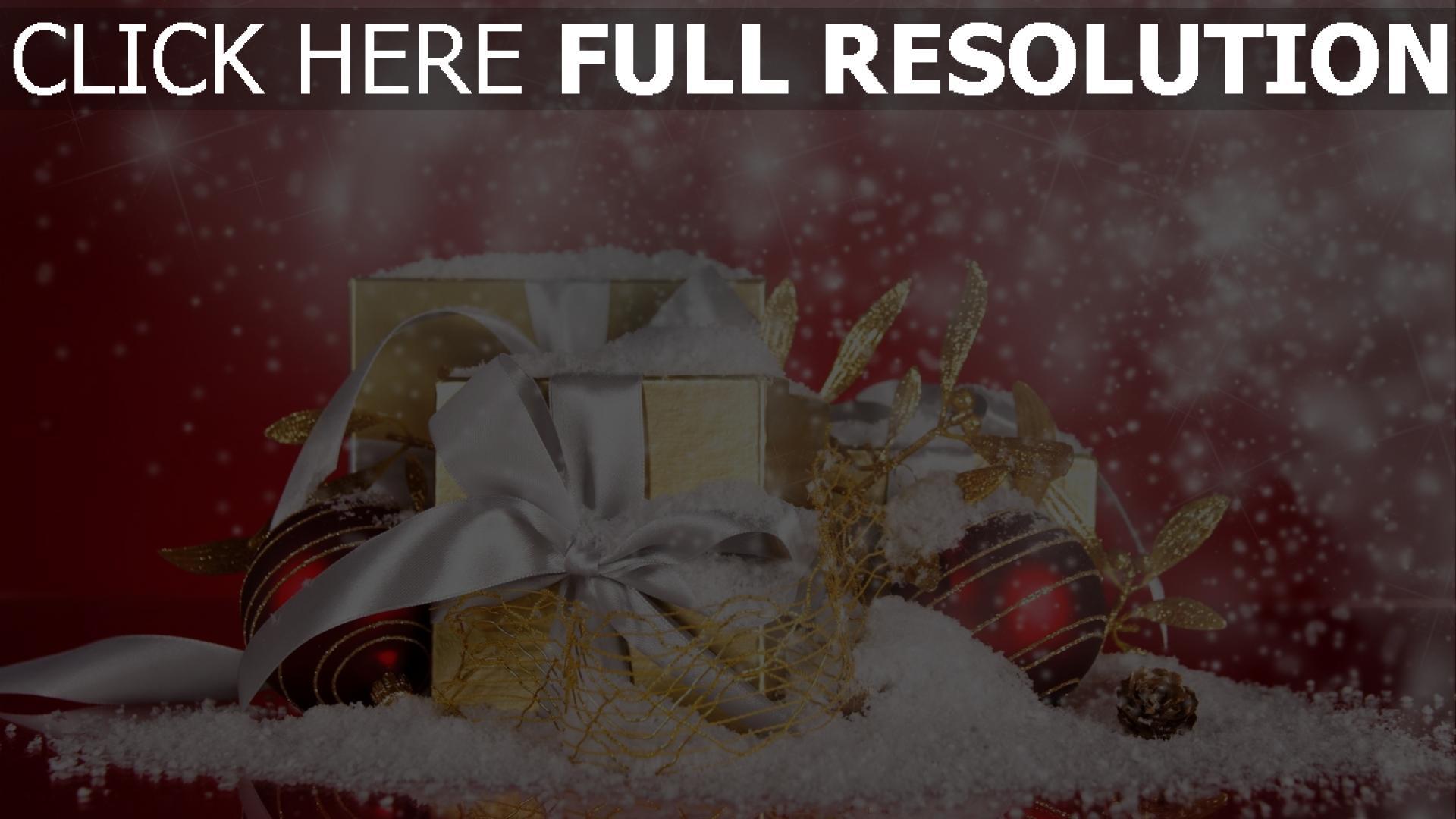 hd hintergrundbilder geschenke schnee weihnachten feiertag. Black Bedroom Furniture Sets. Home Design Ideas