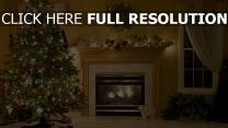 haus kamin tanne kranz urlaub weihnachten