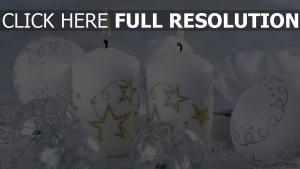 kerzen dekoration feiertag neujahr weihnachten