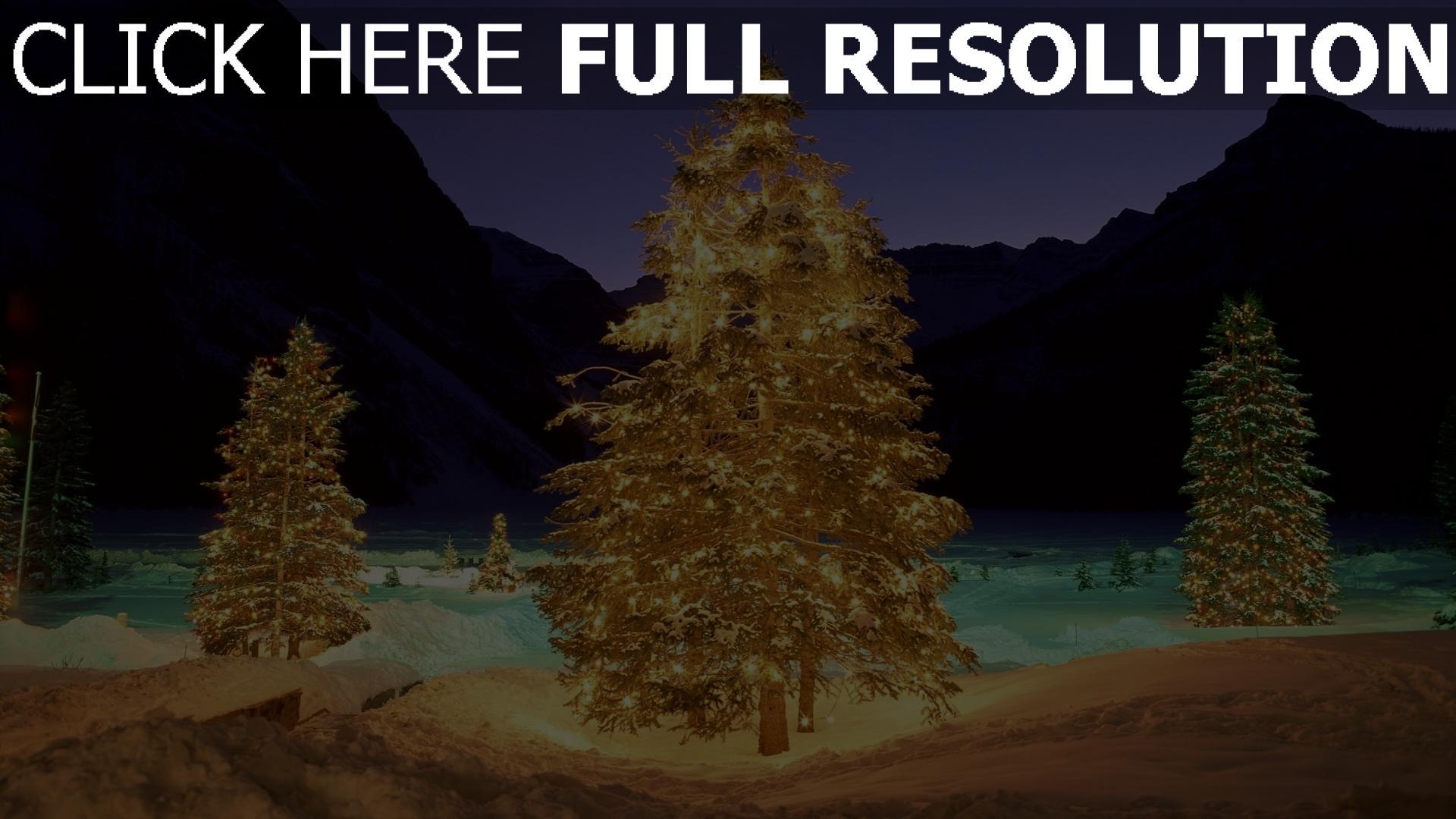 Herunterladen 1920x1080 Full Hd Hintergrundbilder Schnee Winter