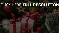 neujahr tanne geschenke urlaub weihnachten