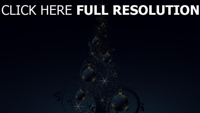 hd hintergrundbilder weihnachten tanne dekoration glitter