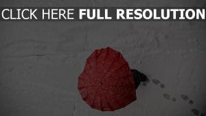 valentinstag romanze herz schnee regenschirm