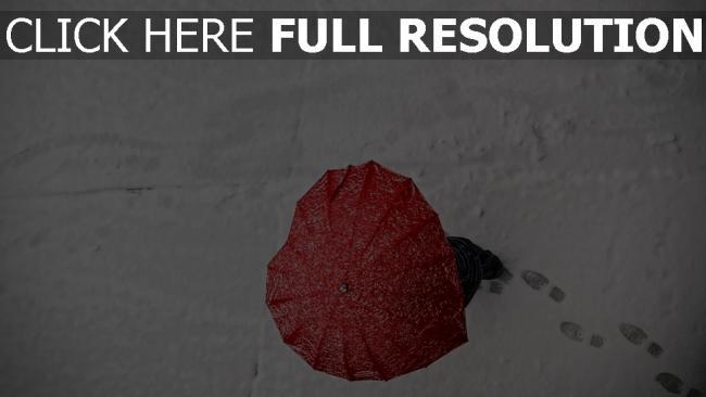 hd hintergrundbilder valentinstag romanze herz schnee regenschirm
