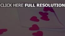 brief umschlag herz romantik