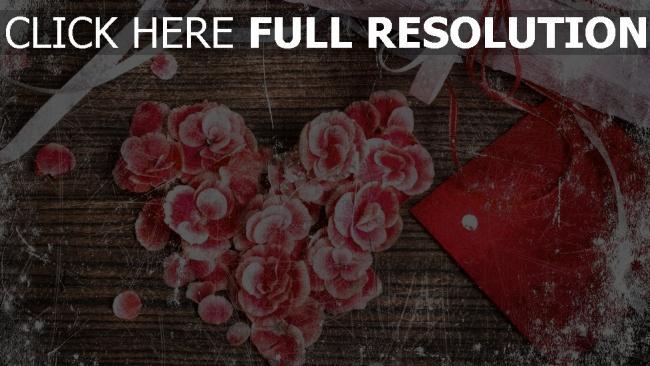 hd hintergrundbilder valentinstag romanze herz valentine petals