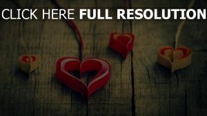 valentinstag romanze herzen valentine papier