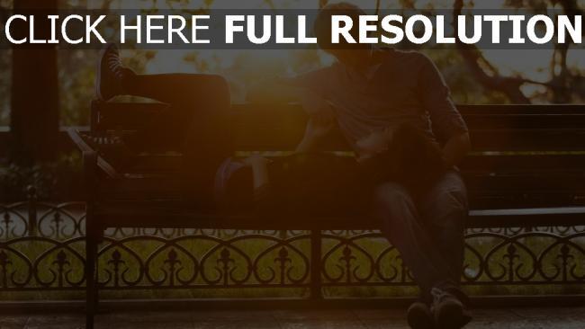 hd hintergrundbilder romantisch paar park datum