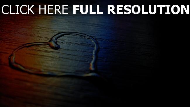 hd hintergrundbilder valentinstag herz wasser symbol