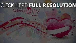 valentinstag herz symbol glückwunsch