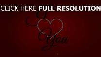 valentinstag grüße text buchstaben beschriften