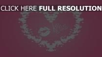 valentinstag grüße herz kuss