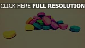 valentinstag herzen süßigkeiten bonbons