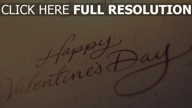 Hd Hintergrundbilder Valentinstag Grüße Wünsche Papier