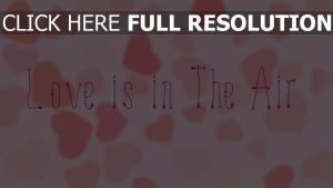 herzen rosa zeichen text
