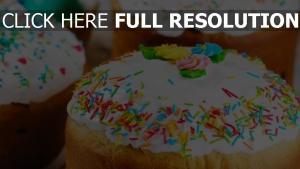 ostern kuchen vereisung dekorieren