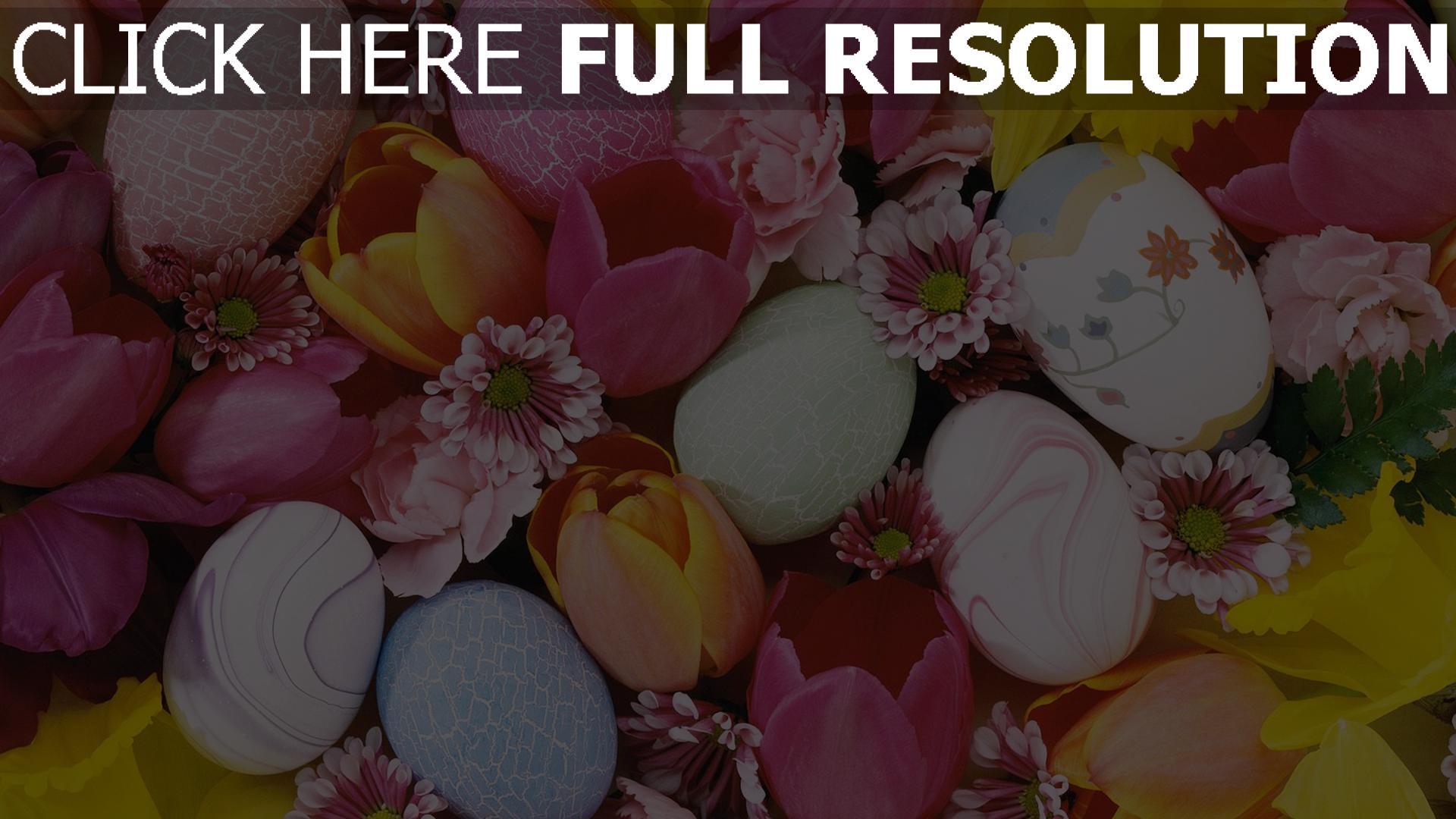 Hintergrundbilder Kostenlos Ostern hd hintergrundbilder tulpen frühling ostern eier bunt desktop