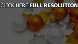sterne silber luftballons hintergründe weihnachtsdekorationen tapeten gold