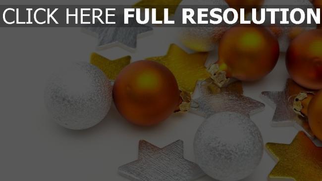 hd hintergrundbilder sterne silber luftballons hintergründe weihnachtsdekorationen tapeten gold
