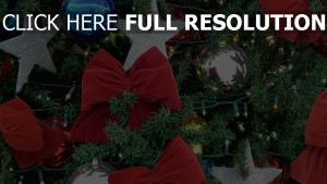 spielzeug urlaub girlanden weihnachtsbaum bögen neues jahr