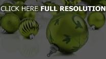 vielfalt urlaub luftballons weihnachtsdekorationen greens attribute