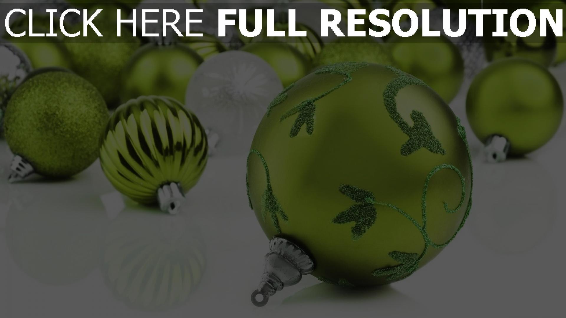 hd hintergrundbilder vielfalt urlaub luftballons weihnachtsdekorationen greens attribute 1920x1080