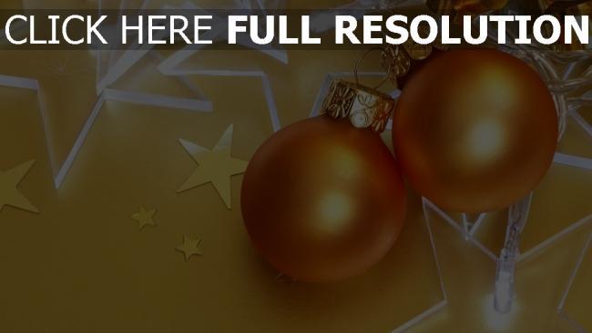 hd hintergrundbilder gold attribute luftballons weihnachtsschmuck sterne urlaub