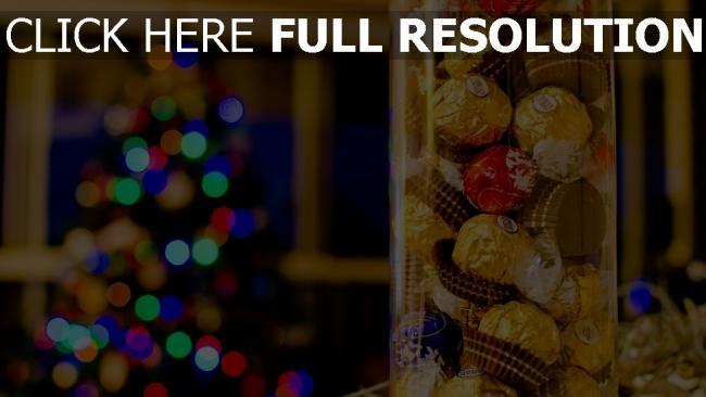 hd hintergrundbilder neues jahr lebensmittel süßigkeiten box