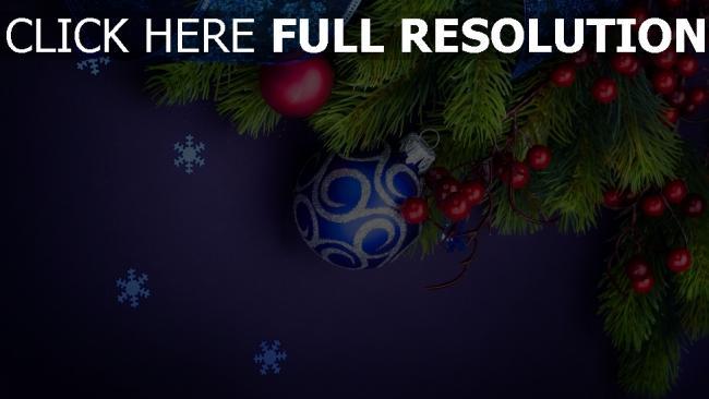 hd hintergrundbilder weihnachtsschmuck band faden nadeln schneeflocken neues jahr weihnachten
