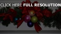 nadeln band neues jahr weihnachten weihnachtsschmuck dekoration