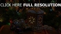 baum spielzeug weihnachten neujahr lichter girlanden dekoration