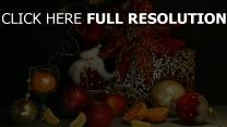 feiertag geschenk weihnachten neujahr weihnachtsmann lebensmittel spielzeug